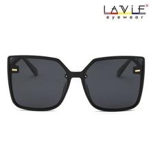 2019 New Arrival Glasses Sunglasses for Women Polarized Sun Square Fashion Trend Oversized