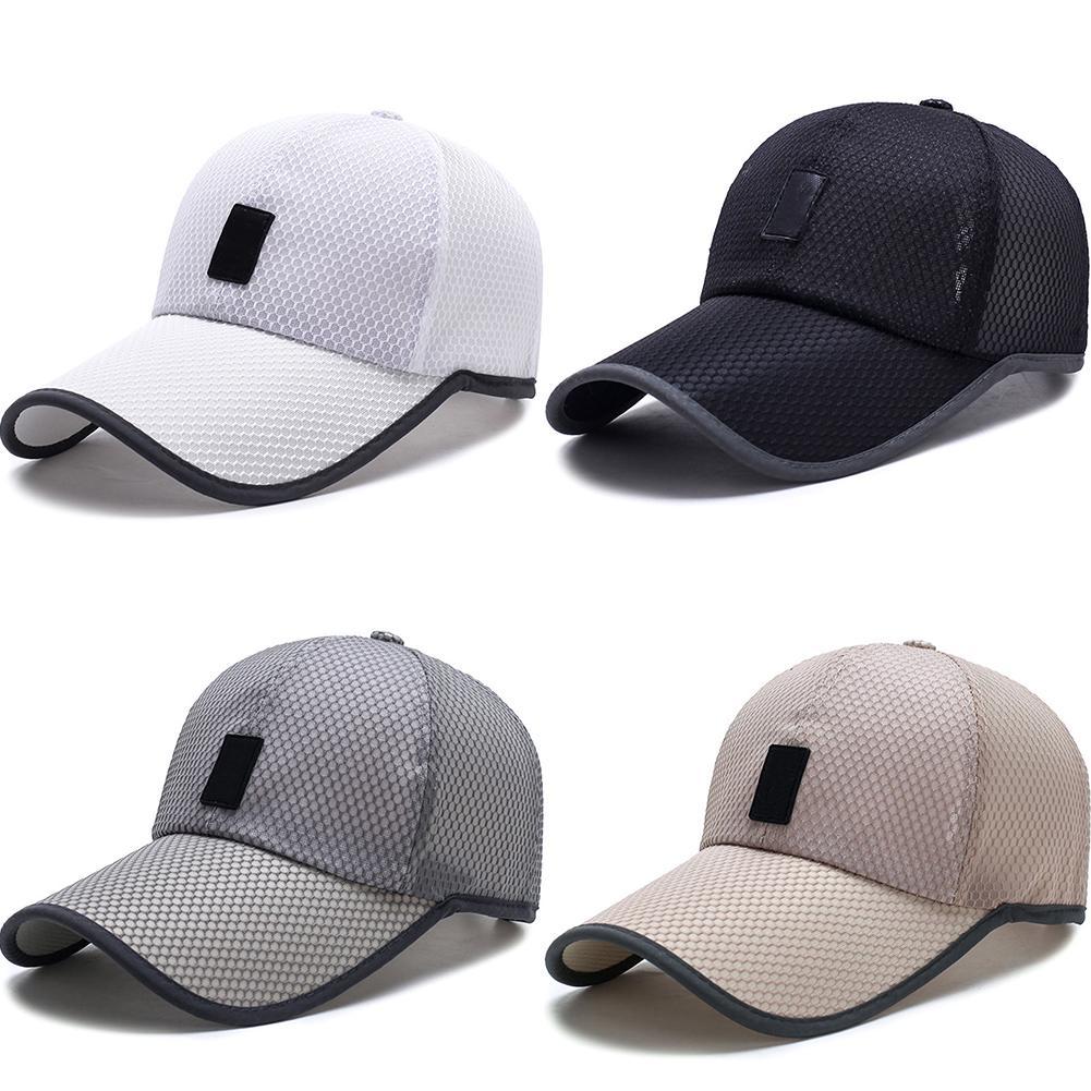 Snapback Caps Trucker-Hat Baseball-Cap Casquette Mesh Adjustable Men's Women Gorras-Bone