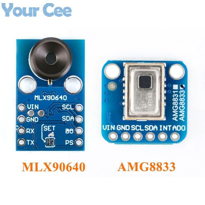 AMG8833 IR 8*8 MLX90640…