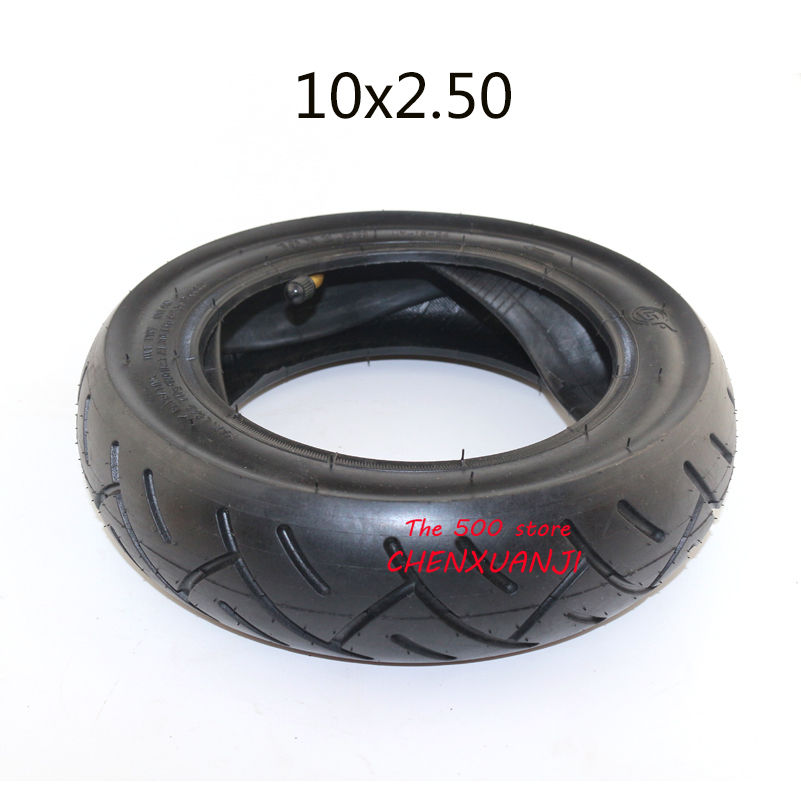 Size 10X2.50 SPEEDWAY <font><b>10*2.5</b></font> inch electric scooter Inner tube outer tube Explosion-proof <font><b>tires</b></font> Advanced <font><b>tire</b></font> image