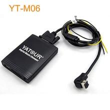 Yatour Coche de Música Digital Cambiador de CD MP3 USB para Pioneer Radio Cabeza DEH-P2500R DEH-P2600R DEH-P3500MP DEH-P6600R DEH-P9600MP
