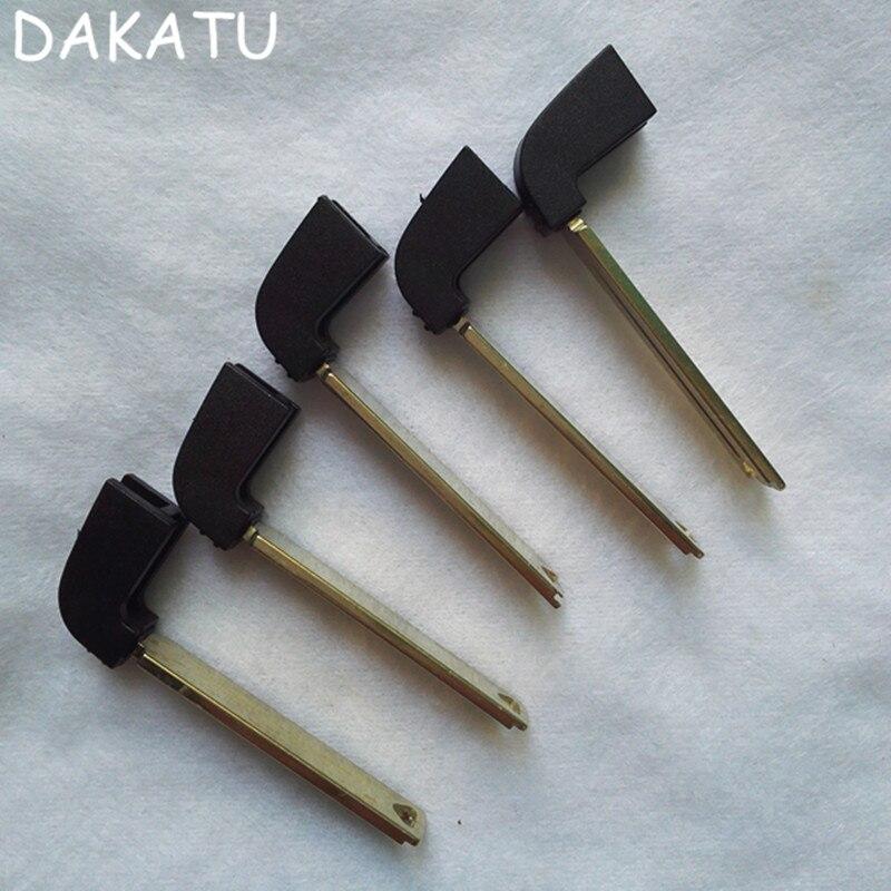Запасной Аварийный ключ DAKATU для Lexus ES250.ES300H. ES350GS ES умный ключ