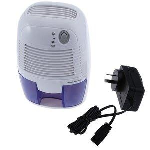 Image 3 - Tragbare Mini Luftentfeuchter für Home 500ML Feuchtigkeit Absorbieren Luft Trockner mit Auto off und led anzeige Luftentfeuchter maschine