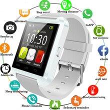 2019 Smartwatch Bluetooth Smart Uhr U8 SmartWatch StundenSupport TF Karte For Samsung Huawei Xiaomi LG Android Telefon IOS Uhr