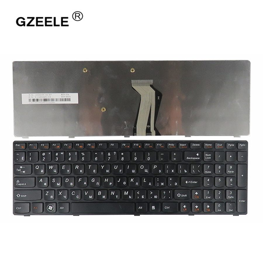 Russia RU New Keyboard FOR Lenovo Y500 Y500N Y510P Y500NT BLACK laptop keyboard replace notebook keyboard black hot selling!!! цена