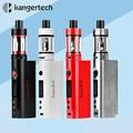 Kangertech topbox мини Модернизированная Subox Мини жидкостью vape Starter kit e электронная сигарета 75 Вт Subox Про Комплект Управления