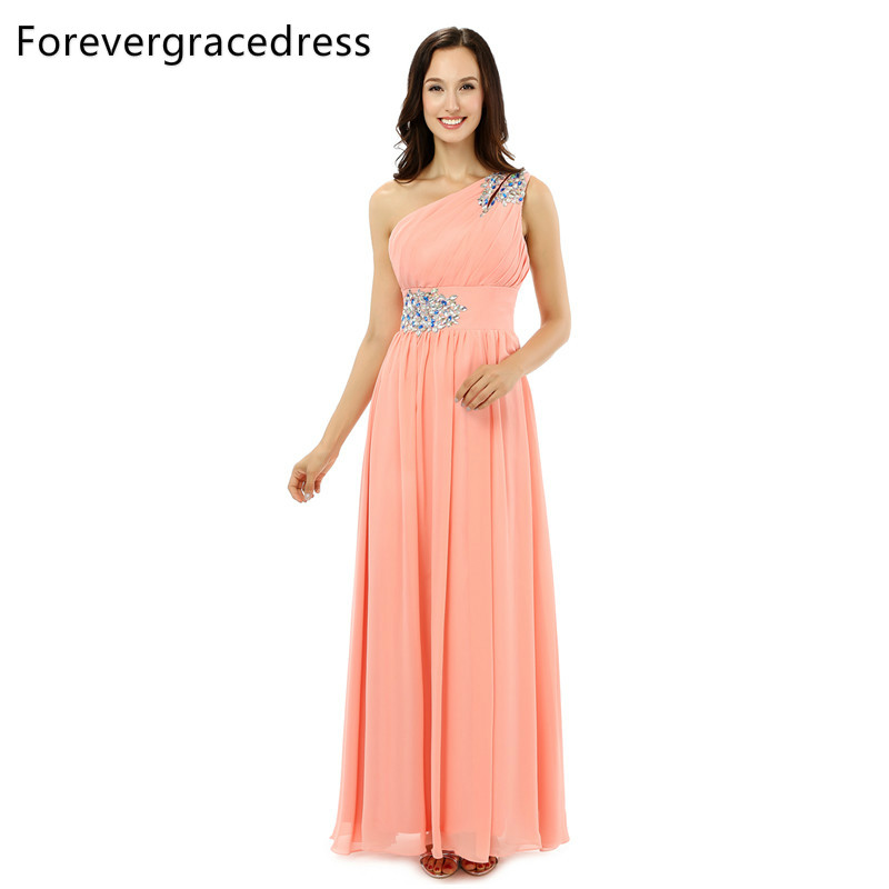 Forevergracedress Real Picture Pink Prom Dress New Pretty