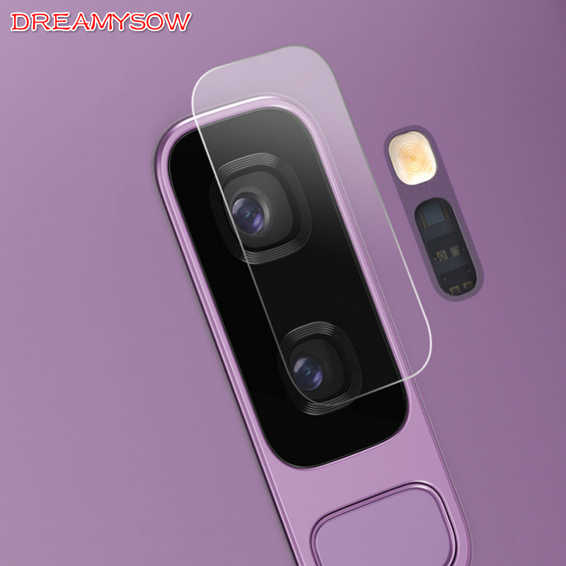 Back Camera Protective Film For Samsung Galaxy S9 Plus S8 Plus S7 S6 Edge S5 A6 A8 2018 J7 A5 2015 J700 A500 Tempered Glass