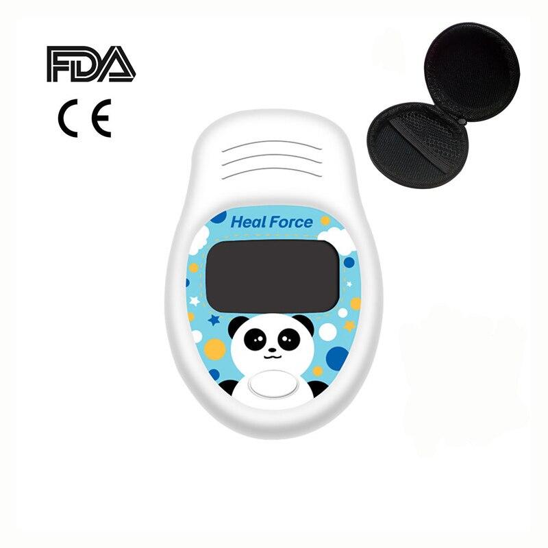 STRIKATE Criança Oxímetro de Pulso Da Ponta Do Dedo Clássica SPO2 PR OLED Saturação de Oxigênio No Sangue Oxímetro de pulso Pediátrica