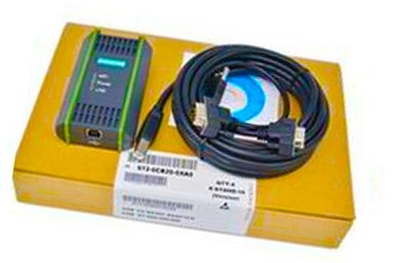 NEW 6ES7 972-0CB20-0XA0 PLC programming cable 200/300/400 support PPI / MPI / DP 840D CNC system
