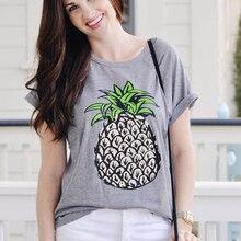 Pineapple Printed Top