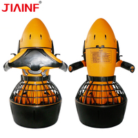 IHOME 300W Strong underwater propeller waterproof safety design Speed Propeller Diving Pool Scooter Water Sports Equipment