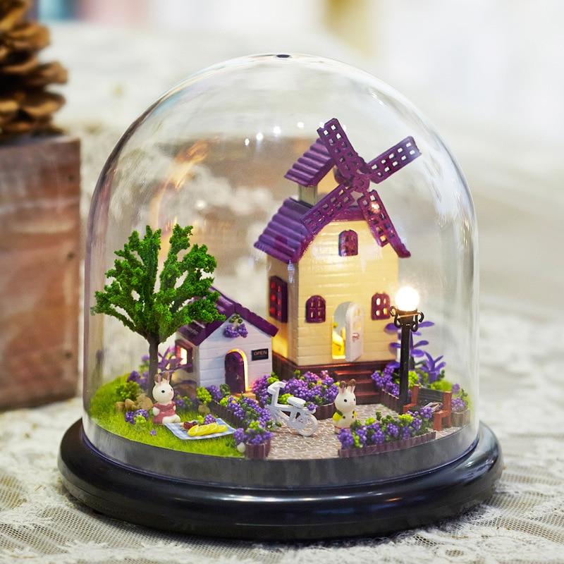 DIY Cottages Μουσική Κουτί Δώρο Ημέρας του - Διακόσμηση σπιτιού - Φωτογραφία 6