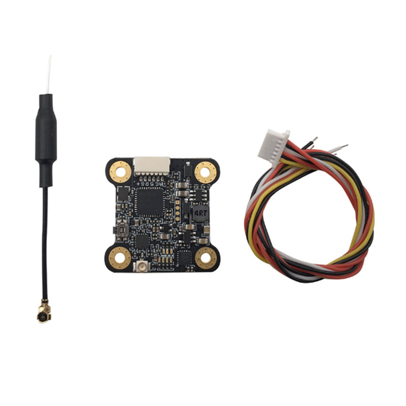 By625 200 20 Carbon Frontaufsatzelemente: PandaRC Mini5804 5.8G 48CH 0/25/100/200mW Switchable FPV