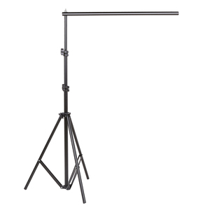 Image 3 - Photography Backdrop Background Support Stand System Metal with 3 clamps 200cm X 200cm