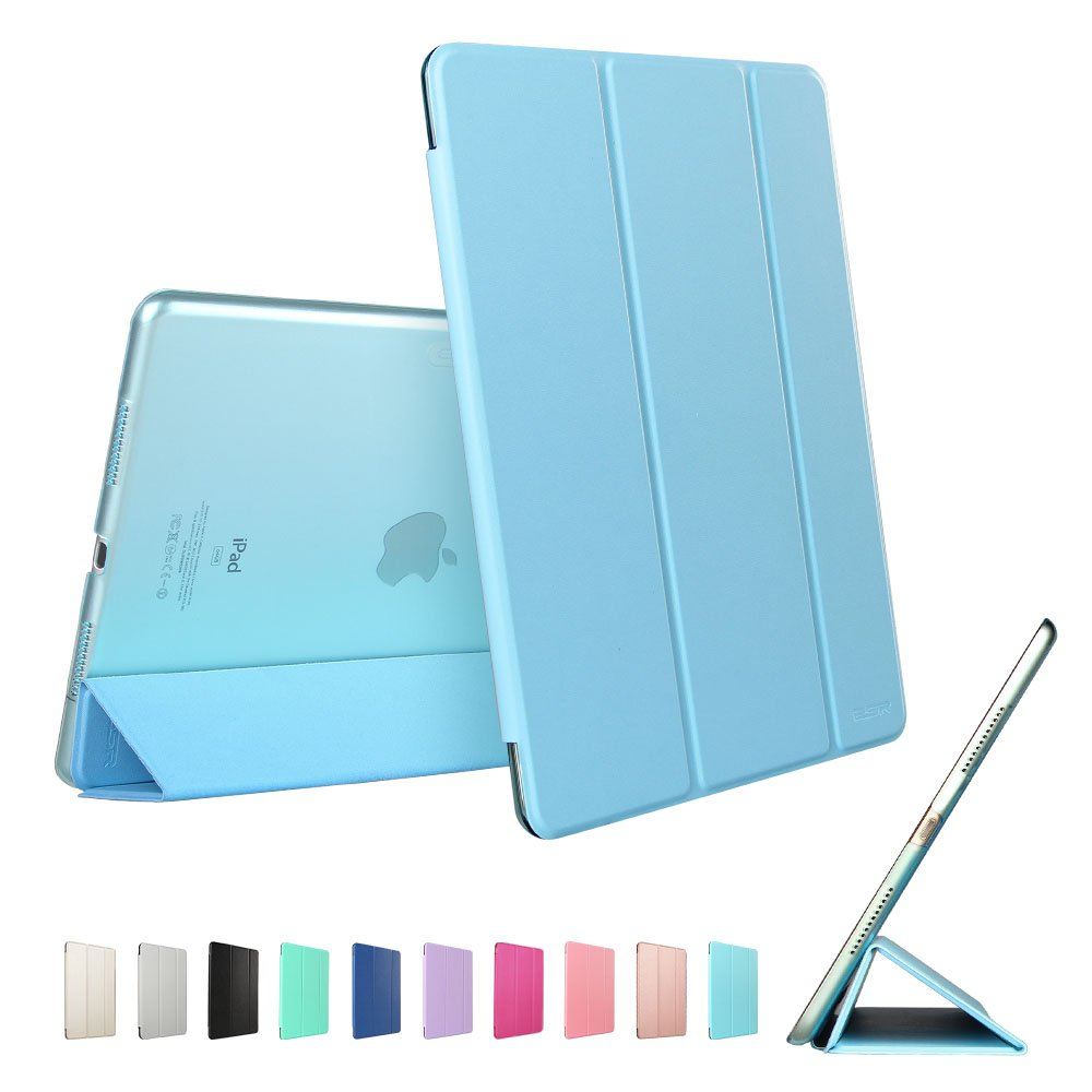 Case for iPad Pro 9.7 inch, ESR Smart Cover with Trifold Stand Magnetic Auto Wake Tablet inch 2016 Release US $10.65 18% OFF|Case Release-in