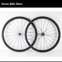 Customized carbon wheelset 38mm bicycle wheels 700c clincher carbon bike wheel Bicycle Wheel Sports & Entertainment -