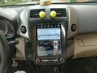 Новые 10,4 ''вертикальный Экран Тесла Стиль Android 7,1 автомобиль DVD gps навигации радио для Toyota RAV4 2006 2007 2008 2009 2010 11 2012