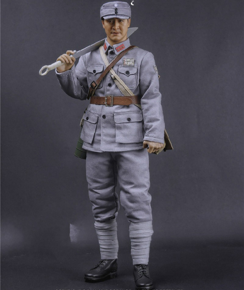 1/6 Scale Military model National revolutionary army 87th Division IN NanJing Clothing set F 12