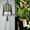 Custom-made Prince Charming Costume Cinderella Prince Costume 2015 New Cinderella Movie Cosplay Costume