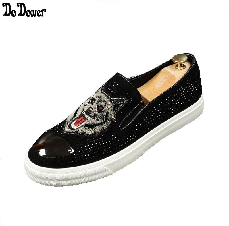 Buy men black glitter shoes and get free shipping on AliExpress.com 3ee3ba3204db