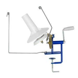 Image 2 - Enrouleur de Machine denroulement de fer de boule de fil de laine rotatif actionné à la main dans la taille de boîte enrouleur de boule de fil actionné à la main