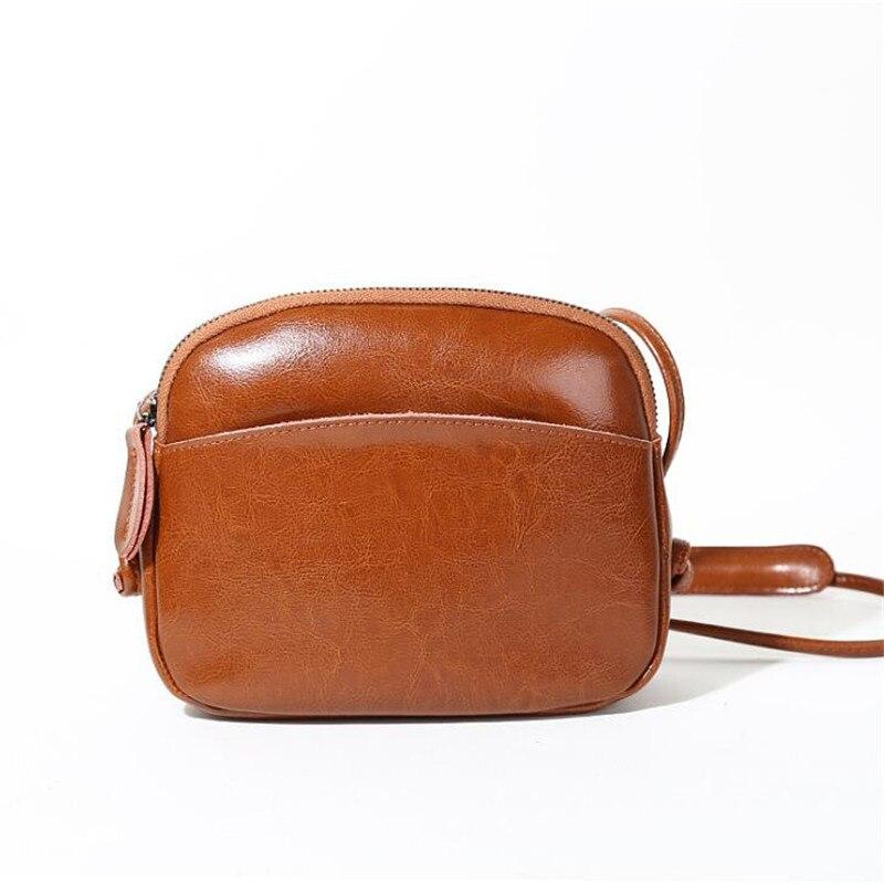 Women Crossbody Bag Luxury Handbags Ladies Fashion Shoulder Bags Designer Genuine Leather Mini Messenger Bag Female Girls