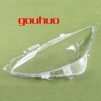 Для Mazda 3 Axela 14-16 передние фары оболочки импортные Прозрачные тени маска абажур 2 шт