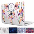 Ethnic Pattern Print Case For Pro 13 A1708 Cover Dream Catcher Laptop Case For Macbook Pro 13 A1706 Pro 15 A1707 with Touchbar