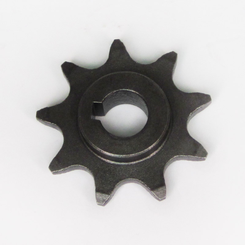 9 Teeth Sprocket Pinion Gear fit 1/2 x 1/8 Chain Unite Motor <font><b>1016Z</b></font> 1018 Electric Scooter image