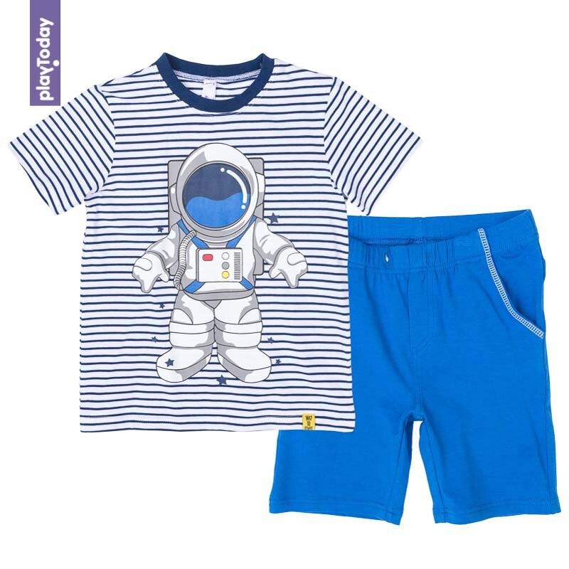 комплект футболка и шорты фото