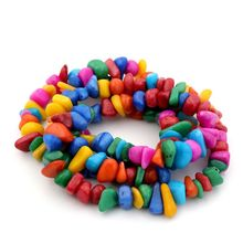 50g Uneven Mixed Size Loose Spacer Natural Stone Beads For Jewelry Finding Necklace Bracelet DIY Handmade Accessories