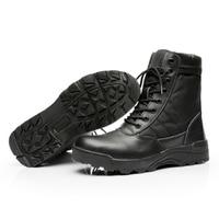Men S Desert Military Tactical Boots Men Combat Army Boots Botas Militares Sapatos Masculino Enthusiasts Marine