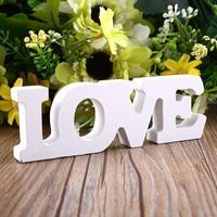 "Wooden Letters ""LOVE"" Decor"