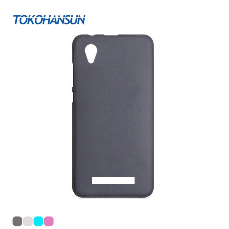 size 40 19258 3e143 For Gionee P5L Silicone Phone Case New High Quality TPU Soft Phone Cover  Candy Jelly Color TOKOHANSUN Brand