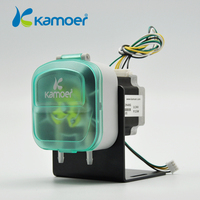 Kamoer KDS Peristaltic Pump (12V/24V/220V, Water Pump, Liquid Pump, 4 Colors, High Precision, Chemicals Resistance, High Flow)