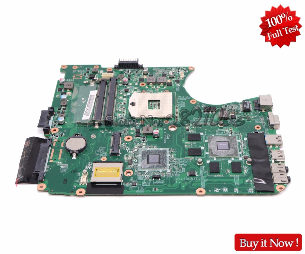 For Lenovo G570 LA-6753P Motherboard PIWG2 Support i7 CPU HM65 VRAM S989 DDR3