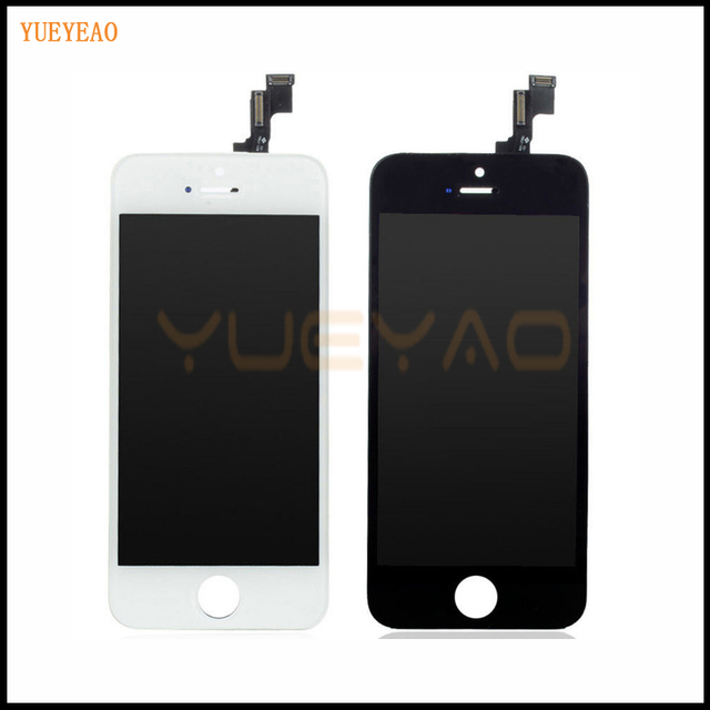 YUEYAO LCD Screen For iPhone 4 4S 5 5S 5C LCD Display Screen Replacement Repair Parts,For iPhone Lcd + Touch Screen Digitizer