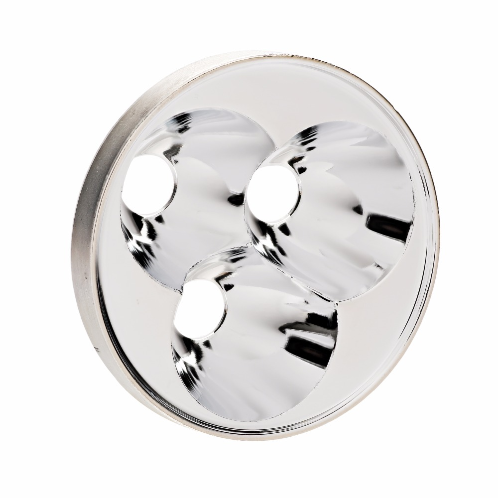 Sofirn New C8F triple reflector host 16.5-17mm for driver nice design side switch with DTP MCPCB without logo