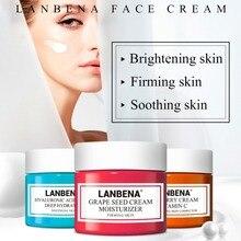 Face Cream Whitening Cream Hyaluronic Acid Moisturizing Anti Wrinkle Anti Aging Vitamin C Serum Acne Treatment Skin Care цена