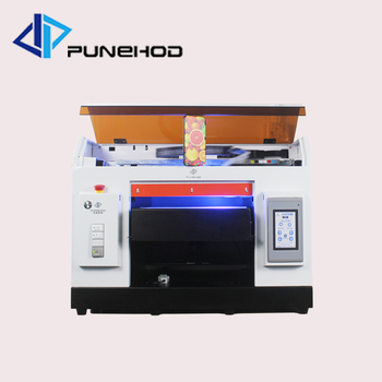 DIY Golf Ball A3 UV Inkjet Anajet Glass Printer