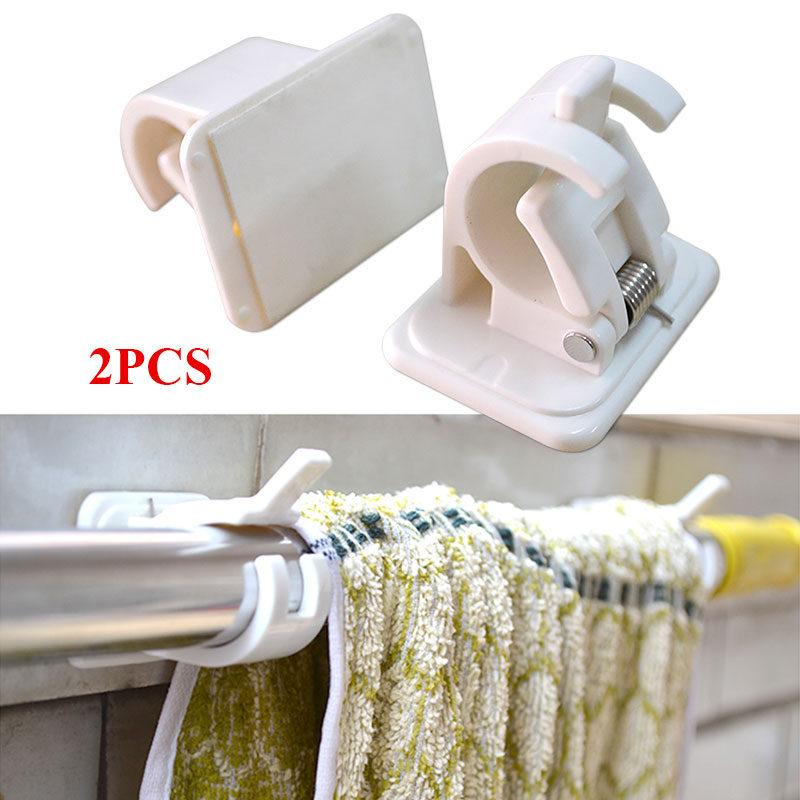 Hang Lever Clamp Kitchen Self Adhesive