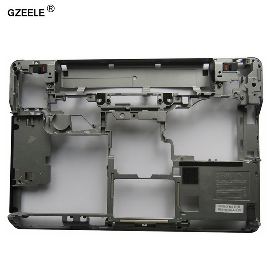 GZEELE 95% NEW laptop Bottom case Base Cover for DELL Latitude E6440 Laptop Cover P/N 099F77 MainBoard Bottom Casing D case