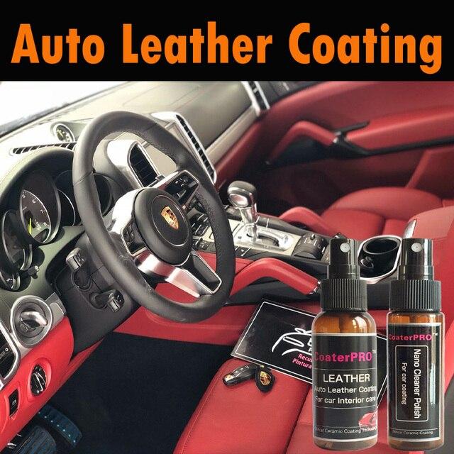 CoaterPRO Auto interieur Leder/Vinyl beschichtung Polster mantel ...