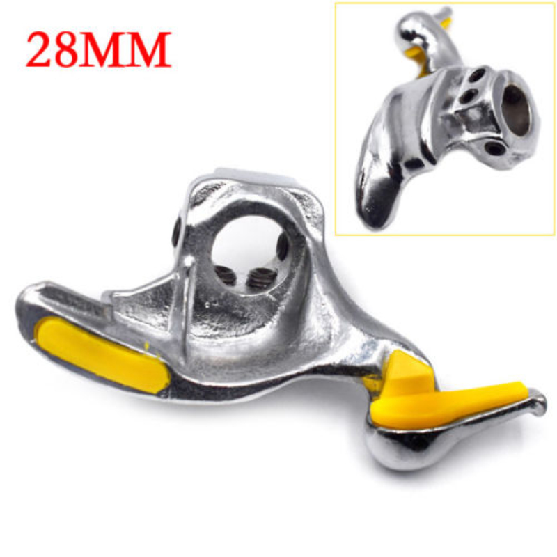 28 mm Motorcycle Tire Change Cast Steel Mount Demount Duck Head Protector Tools
