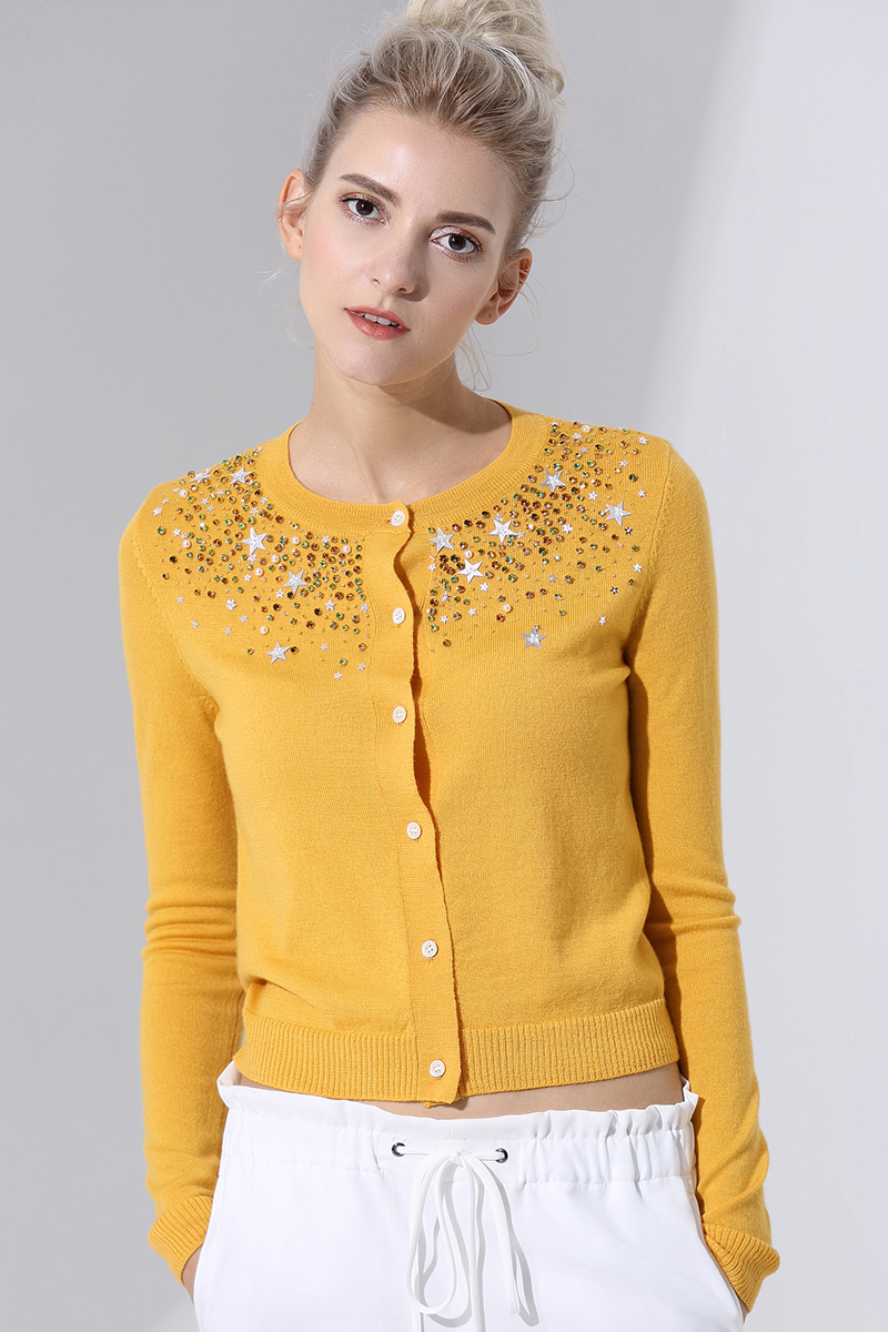 Aliexpress.com : Buy 2017 Spring Cardigans Sweater Women Full ...
