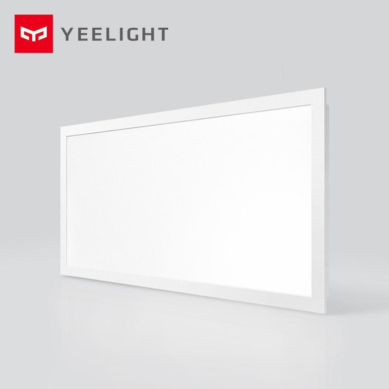 Original Xiaomi Mijia Yeelight Ceiling Light LED Panel Light Without Remote Control For Xiaomi Smart Home Kits,1.3 CM Slim Panel