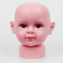 HOT SALE!mannequin dummy head,Realistic Plastic child mannequin head ,Baby Mannequin Head,mannequins display