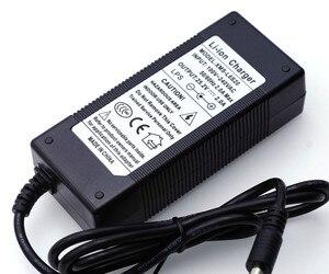 Image 4 - VariCore 12V 24V 36V 48V 3Series 6 Series 7 Series 10 Series 13 Strings 18650 Lithium Battery Charger 12.6V 29.4V DC 5.5 * 2.1mm