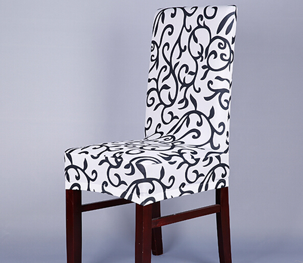 High Quality Home Chair Cover Thickening Dining Chair Elastic Chair Cover Office Computer House Chaise ...